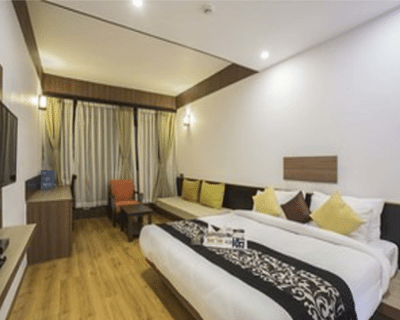 KP Travels-hotel Booking