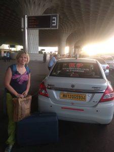 Mumbai Airport To Pune service