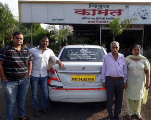 mahabaleswar Kp travels