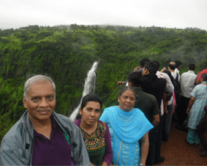 mahabaleswar trip with kp travels