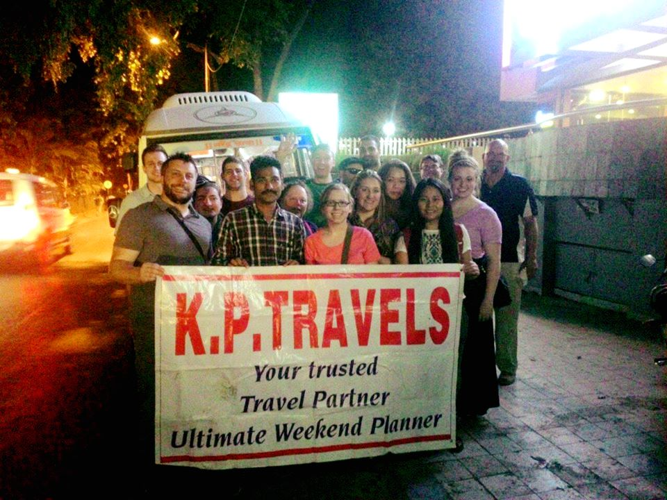 happy client by kp travel service