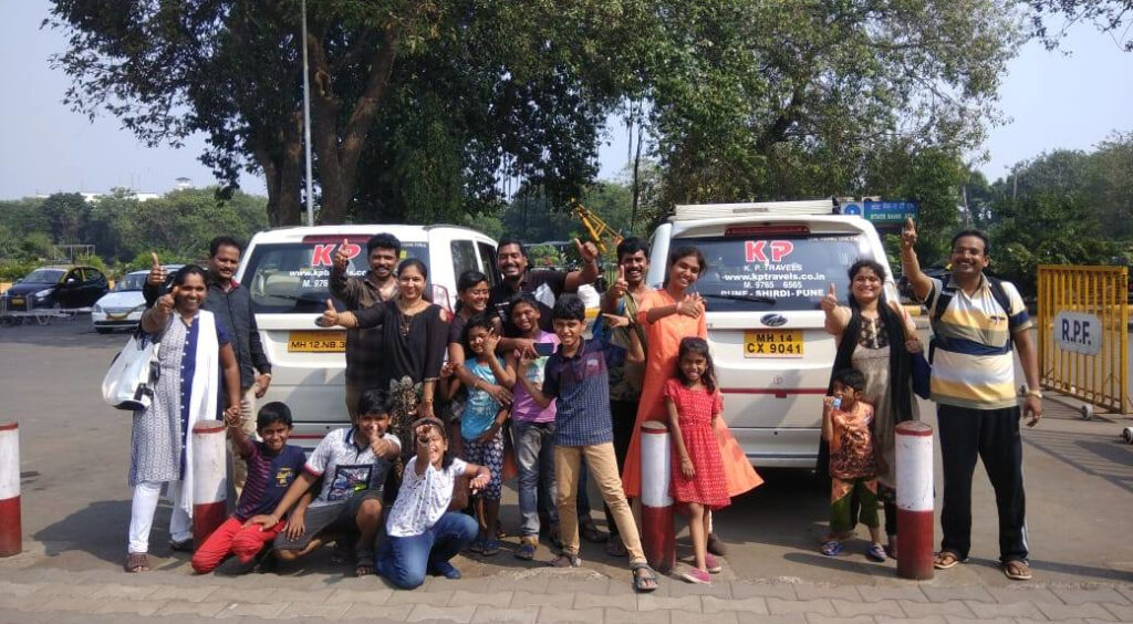 Happy Pune to Mahabaleshwar Cab Passanger