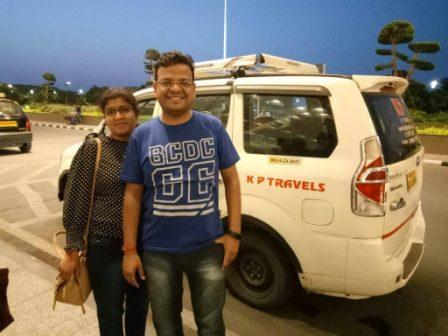 Pune to Mumbai Airport taxi Passanger