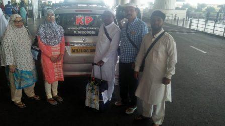 Pune to Mumbai Airport Passanger